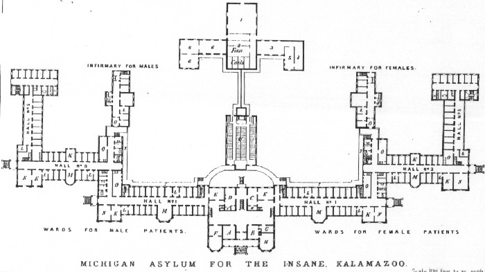 Insane asylum plans malvernweather Gallery