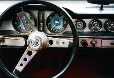 Classic Car User Interfaces