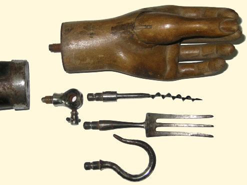 hand prothesis