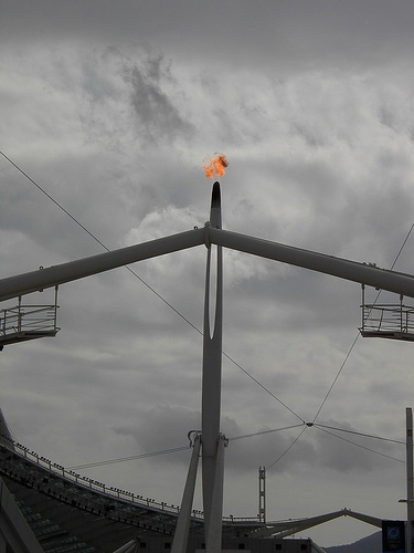 10 Notable Olympic Flame Cauldron Designs